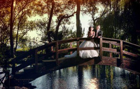 Matrimonio stile Monet